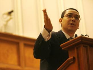 Ponta: Nu retragem actul legislativ cu privire la confiscarea averilor ilicite