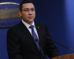 Ponta: Nu schimb cota unica pentru simplul motiv ca presedintele nu schimba cote unice (Video)