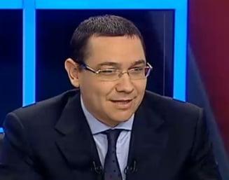 Ponta: Nu stiu daca Kovesi va fi procuror sef la DNA. Nu-mi dau demisia daca va fi numita