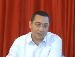 Ponta: Nu sunt in vacanta, cineva trebuie sa mai si munceasca. Teodorovici mi-a zis de preturile de la Mamaia (Video)