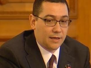 Ponta: Nu trebuie sa vindem si ultima resursa pe care o avem, cea umana