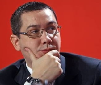 Ponta: Nu vad niciun motiv pentru care USL sa-l asculte pe Basescu in Parlament