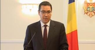 Ponta: O continuare a monitorizarii europene pe Justitie este binevenita