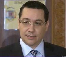Ponta: O sa fac toate compromisurile pentru Romania, chiar daca imi dauneaza mie