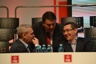 Ponta: O sa facem un proiect de coabitare intre primarul general si primarii de sector