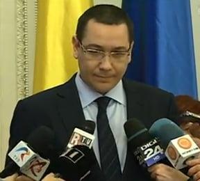 Ponta: O sa fiu la inceputul discursului lui Basescu din Parlament, apoi merg la Guvern