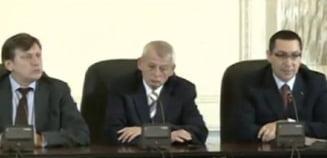 Ponta, Oprescu si Antonescu ocupa podiumul in preferintele electoratului - Sondaj CCSB