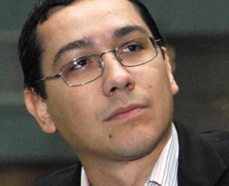 Ponta: PD-L a aparat-o pe Ridzi ca sa nu spuna ce a facut si pentru cine