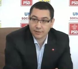 Ponta: PD-L a ramas singurul partid care are in frunte un fost activist al PCR (Video)
