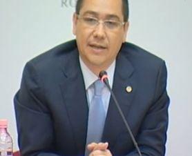 Ponta: PDL nu a pierdut din cauza masurilor de austeritate, dovada e Boc (Video)