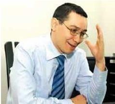 Ponta: PDL nu poate trece nici cu furtul lui Baconschi peste 20%