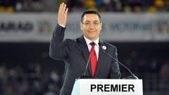 Ponta: PNL-PC si PSD-UNPR vor avea numar egal de portofolii. PSD si UNPR se reunifica