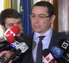 Ponta: PNL nu vrea impozitarea salariilor de peste 1.000 de euro. Sa nu ceara bani la rectificare