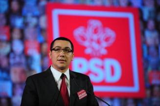 Ponta: PSD are liber la aliante in teritoriu. Antonescu a omorat USL