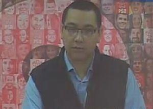 Ponta: PSD isi doreste o alianta cu PNL si PC pe o perioada de 6-8 ani