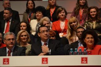 Ponta: PSD si PNL merg separat la europarlamentare, nu vor mai fi sub umbrela USL