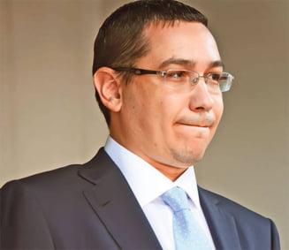 Ponta: Parlamentul a batut astazi un record negativ, a respins o ordonanta dupa 15 ani