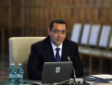 Ponta: Patru companii mari, interesate de privatizarea CFR Marfa
