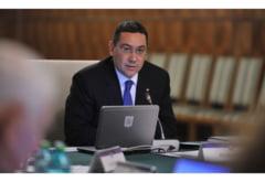 Ponta: Pensiile, marite de la 1 ianuarie, indiferent de discutiile electorale