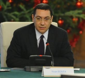 Ponta, Petrescu si Valcov s-au intalnit cu reprezentantii FMI - surse