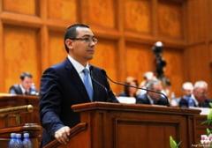 Ponta: Premierul nu poate taia sau creste bugetul DNA, sa nu prostim oamenii (Video)