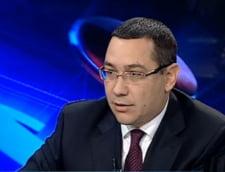 Ponta: Primul tur al prezidentialelor, probabil in noiembrie. Cine va fi candidatul USL