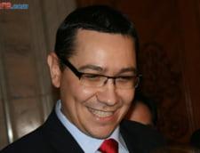 Ponta: Privatizarea CFR Marfa va fi reluata daca procedura nu se finalizeaza cu bine