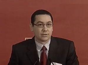 Ponta: Proiectul de modificare a Statutului functionarilor publici, un abuz