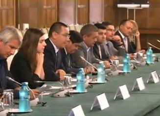 Ponta: Proiectul noului Cod Fiscal nu va fi transmis Parlamentului mai devreme de septembrie
