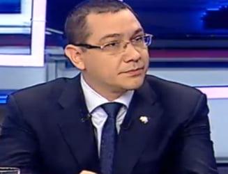 Ponta: Reducerea CAS, punctul 1 la discutiile din iunie cu FMI