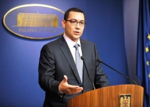 Ponta: Reducerea CAS va intra in vigoare la 1 octombrie
