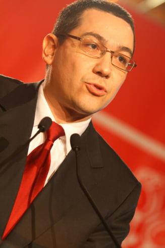 Ponta: Reprezentantii FMI se duc la Cotroceni din curtoazie, stiu ca se discuta cu Guvernul