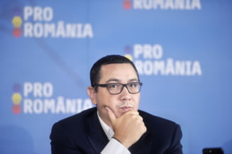 "Ponta: Revolutia fiscala, o idiotenie. De vina pentru inflatie e Guvernul, nu BNR, Soros sau ""statul paralel"""