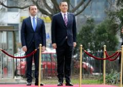 Ponta: Romania, unul din cei mai hotarati suporteri ai integrarii Georgiei in UE si NATO