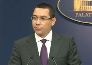 Ponta: Romania a cerut mai mult de la UE
