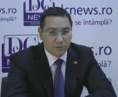 Ponta: S-au auzit doua voci in aceasta campanie - vocea mea si vocea Justitiei