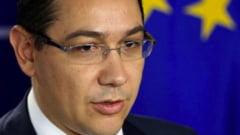 Ponta: STS sub control parlamentar, o idee buna a minoritatilor. 112 sa treaca la Arafat, la MAI