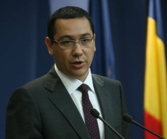 Ponta: Salariile mari nu vor creste in 2014, avem restante catre medici si profesori