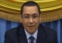 Ponta: Seceta a aratat importanta investitiilor in judetul Gorj