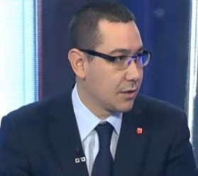 Ponta: Severin va fi exclus, cazul este inchis