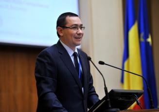 Ponta: Si PDL-ul s-a saturat de regimul Basescu, si justitia s-a saturat (Video)