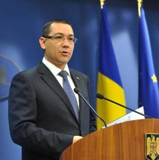 Ponta: Singurul candidat de care trebuie sa ma tem sunt eu