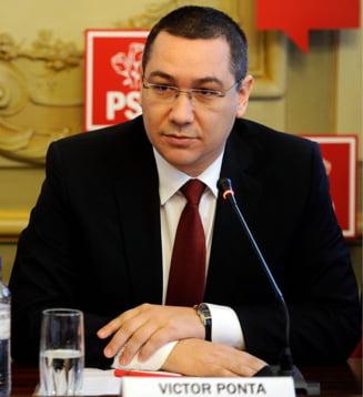 Ponta: Situatia din Ucraina, foarte proasta. Trebuie sa fim atenti