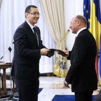 Ponta: Spre deosebire de Basescu, eu i-am trasat Ramonei Manescu sarcini care tin de Transporturi