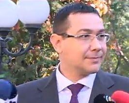 Ponta: Stenogramele cu Basescu si Blejnar nu aveau ce cauta la dosar (Video)