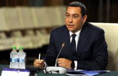 Ponta: Sunt aberante declaratiile unor politicieni ca ar trebui sa ne inchidem granitele