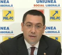 Ponta: Sunt atat de bucuros ca FMI accepta reintregirea salariilor si pensiilor