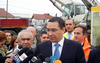 Ponta: Sunt convins ca Basescu va raspunde in fata justitiei. Mai e atat de putin