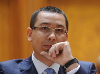 Ponta: Sunt dispus sa-mi asum raspunderea pentru suspendarea pensiilor tortionarilor comunisti