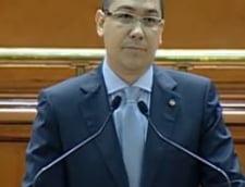 Ponta: Sunt gata sa-mi asum conducerea tarii de maine!